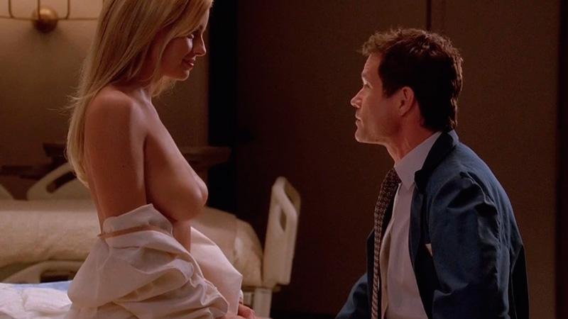 Nip tuck sex episode, female show in side pussy tru hole in jeans