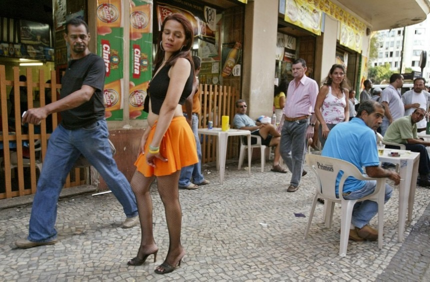 Секс-туризм. Коста-Рика