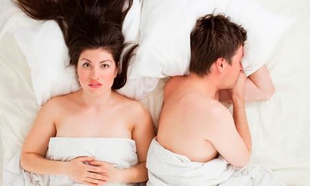 5 вещей, которые нельзя делать в постели с женщиной